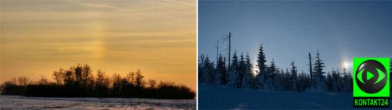 Dwa słońca zaszły nad Kętrzynem