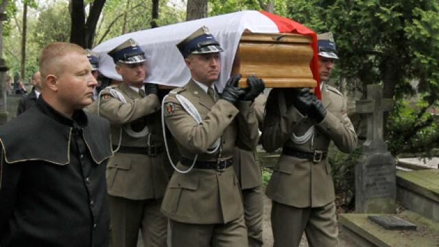Pogrzeb prof. Wiesława Chrzanowskiego