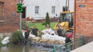 Powódź w obiektywie internautów (Kontakt TVN24)