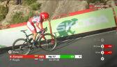 Carapaz stracił koszulkę lidera po 13. etapie Vuelta a Espana