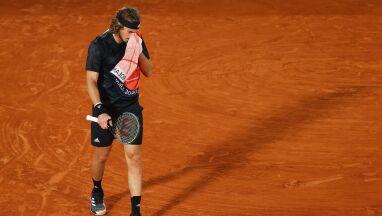 Dramat Tsitsipasa przed ATP Finals.