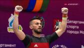 Grozdew mistrzem Europy w kategorii do 61 kg