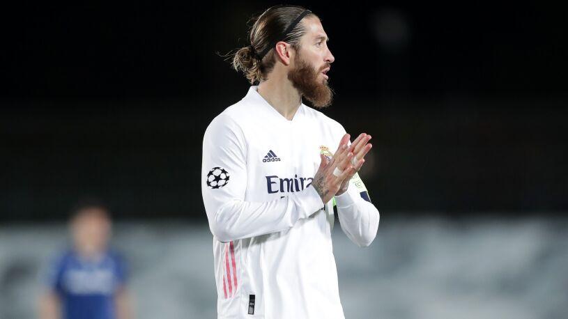 Ramos odchodzi z Realu Madryt