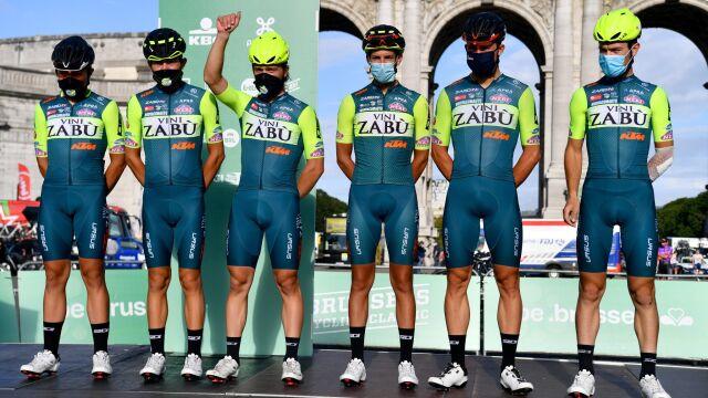 Kolejny przypadek dopingu we włoskiej grupie kolarskiej. Grozi jej dyskwalifikacja