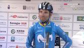 Valverde po triumfie w Gran Premio Miguel Indurain