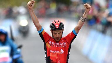 Caruso wygrał decydujący etap. Bernal blisko końcowego triumfu w Giro