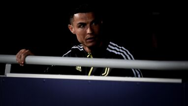 Kluczowy mecz dla Juventusu, a Ronaldo nie wstał z ławki