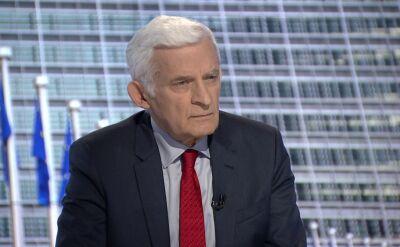 Buzek o słowach Macierewicza: jeśli popełniamy błędy, jest to na korzyść Rosji