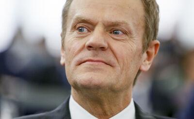 Sokołowski: trudno sobie wyrazić ENA dla Tuska