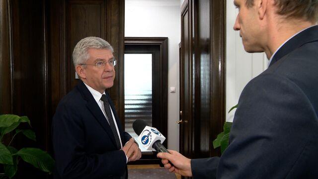Karczewski: W czasie urlopu uratowałem życie wielu osobom. Nie mam sobie nic do zarzucenia