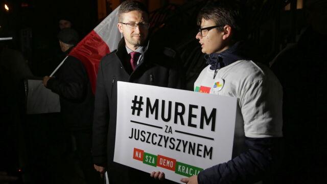 12 tysięcy podpisów poparcia dla sędziego Juszczyszyna