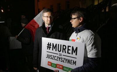 Akcja Demokracja przekazała poparcie sędziemu Pawłowi Juszczyszynowi