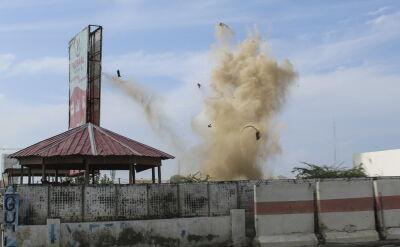 Atak na hotel w Mogadiszu
