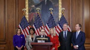 Demokraci ogłosili dwa artykuły impeachmentu Donalda Trumpa