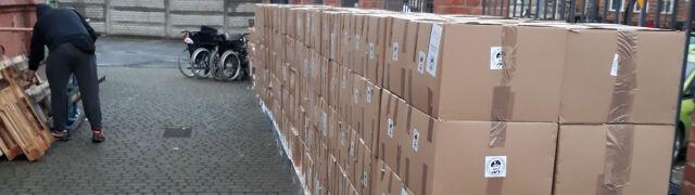 Świąteczne paczki dla Polaków na Ukrainie zatrzymane na granicy