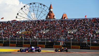 Odwołają Grand Prix Rosji w Formule 1?