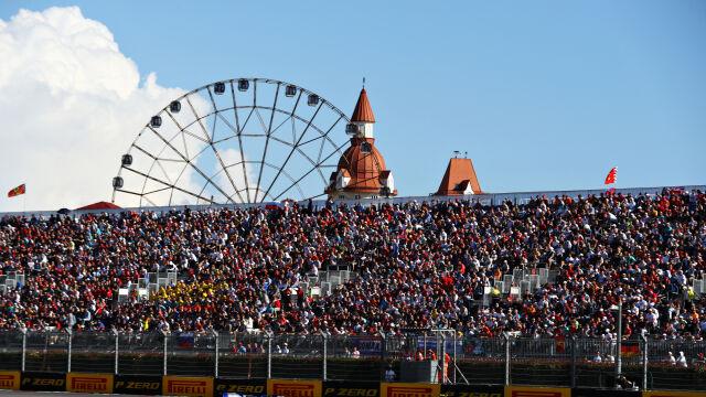 """Odwołają Grand Prix Rosji w Formule 1? """"Nie ma prawnej ani technicznej możliwości"""""""