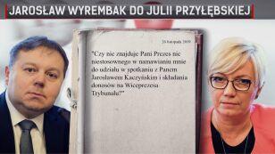 """""""Polityka haków i plotek"""". Zarzuty o polityczne motywacje prezes Przyłębskiej"""