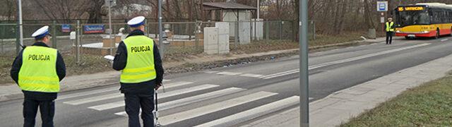 Ciężarówka potrąciła 11-letnią  dziewczynkę na przejściu dla pieszych