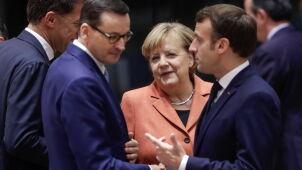 26 unijnych państw za neutralnością klimatyczną do 2050 roku. Polska