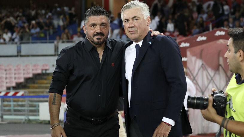 Napoli długo się nie zastanawiało. Milik i Zieliński mają nowego trenera