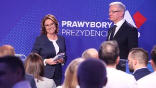 Kidawa-Błońska kontra Jaśkowiak. PO wybierze kandydata na prezydenta