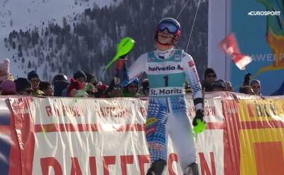 Vlhova wygrała slalom równoległy w St. Moritz