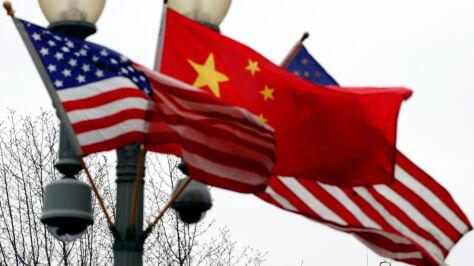 """Chińscy dyplomaci """"potajemnie wydaleni""""  z USA"""