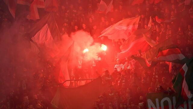 Niespotykana sytuacja. Śląsk chce zamknąć trybunę na własnym stadionie