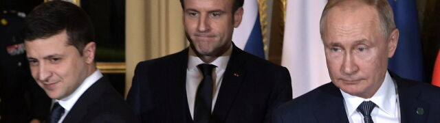 Putin po rozmowie z Zełenskim: jestem zadowolony