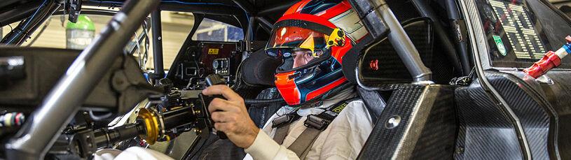 Kubica po pierwszym dniu testów w DTM.