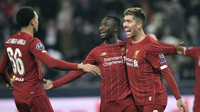 Liverpool zrobił swoje i ma awans. Rywal pogrążony w minutę