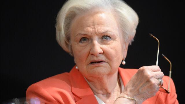 Ewa Łętowska: projekt PiS niekonstytucyjny i niedemokratycznie obraźliwy