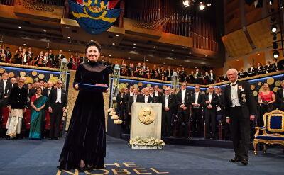 Literacka Nagroda Nobla dla Olgi Tokarczuk