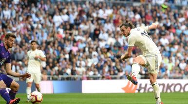 Zwycięski powrót Zidane'a do Madrytu. Bale strzelił gola na zgodę