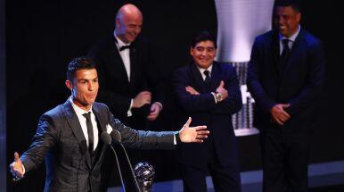 Maradona wychwala Ronaldo.