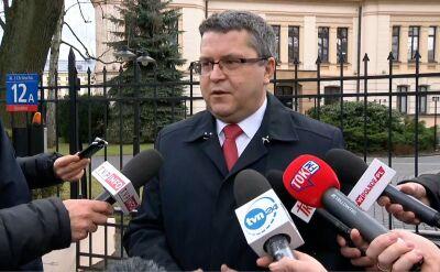 Jarosław Dudzicz o odroczonym wyroku ws. nowej KRS