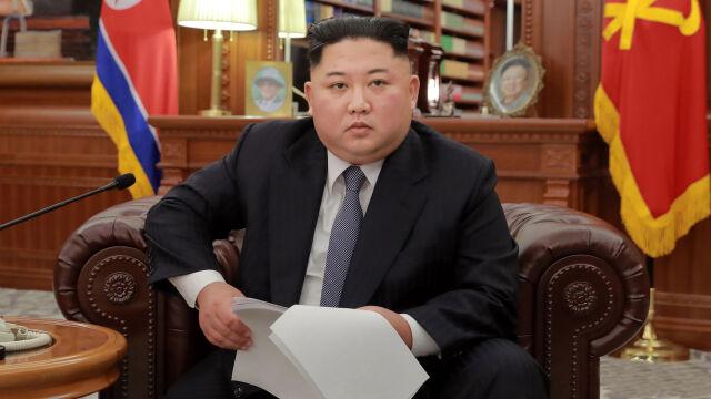 """Kim """"wkrótce zdecyduje"""", czy dalej negocjować z USA"""