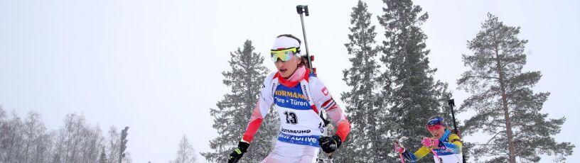 Dwa pudła i Hojnisz uciekł medal.