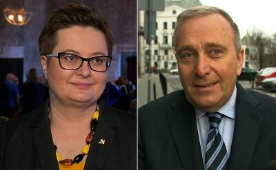 Lubnauer i Schetyna komentują konwencję PiS i słowa Kaczyńskiego