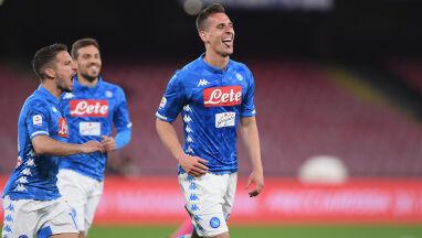 Niezawodny Milik. Strzelił 15. gola, Napoli wygrało