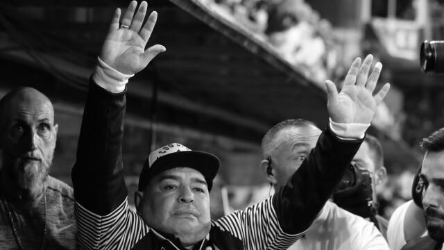 Piłkarski geniusz, ale i megaloman z wielkimi problemami. Diego Maradona odszedł w wieku 60 lat