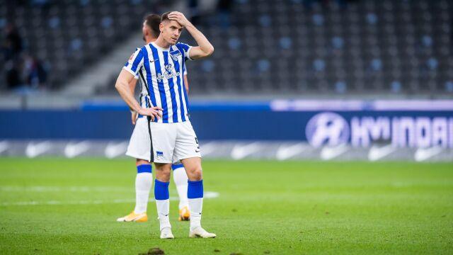 """Problemy Krzysztofa Piątka. """"Hertha potrzebuje innego napastnika"""""""