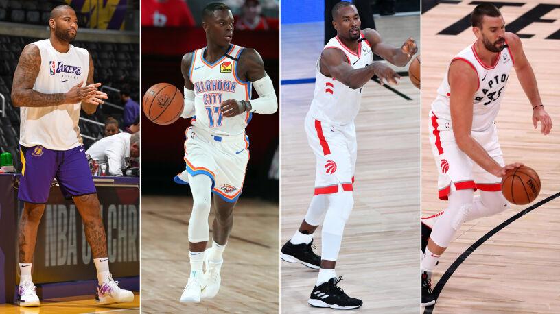 Machina w NBA ruszyła. Tydzień hitowych transferów
