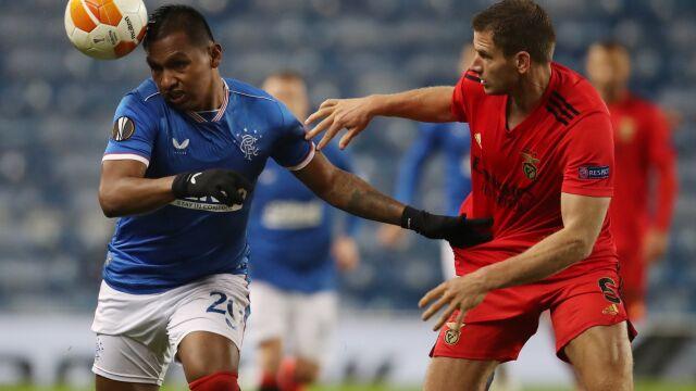 """Cuda w Glasgow. Benfica zremisowała """"przegrany"""" mecz"""
