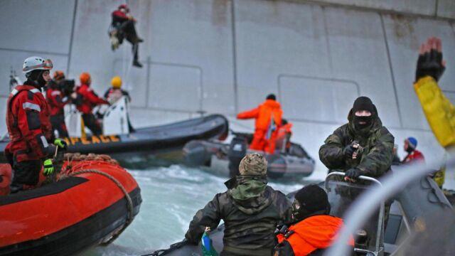 Prezydent Gdańska apeluje o zrozumienie dla aktywistów Greenpeace