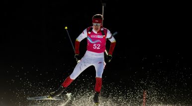 Nadzieja polskiego biathlonu z medalem mistrzostw świata juniorów