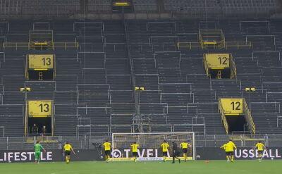 Bundesliga wróciła do gry