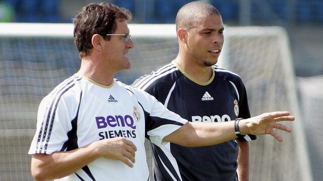 """""""Sprawiał najwięcej kłopotów"""". Capello wspomina Ronaldo"""