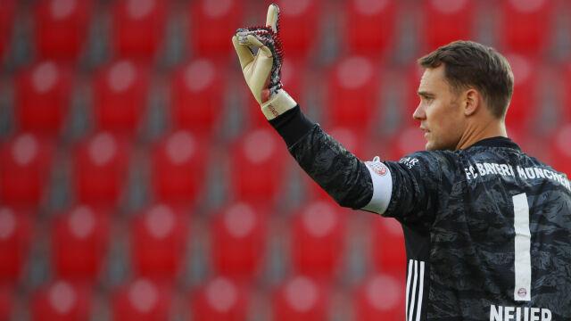"""Bramkarz Bayernu liczy na powtórkę z 2013 roku. """"Teraz mamy lepszą drużynę"""""""